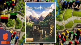 Monasterium — Fun & Board Games w/ WEM
