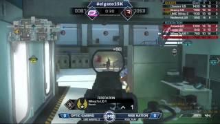 Optic Gaming vs Rise Nation Game 1 UMG Nashville 2014