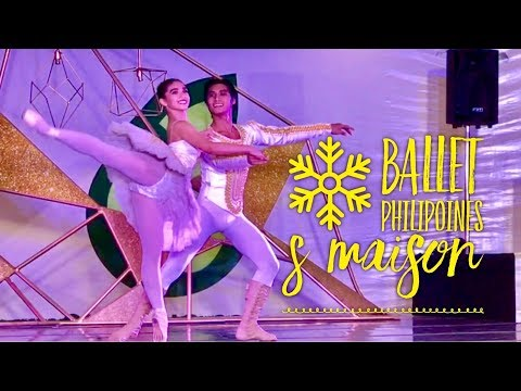 Ballet Philippines Christmas Performance S Maison Mall SM Mall of Asia Complex