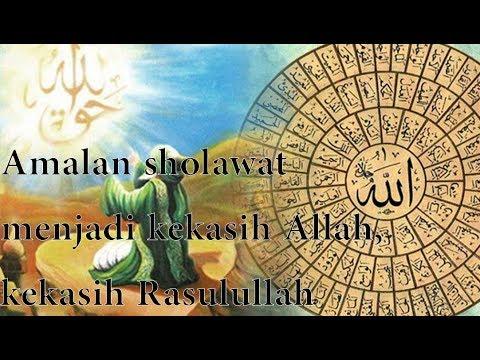 Amalan Sholawat Menjadi Kekasih Allah Wali Allah Habib Sholeh Al Jufri