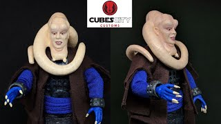 Custom Bib Fortuna Robe Tut
