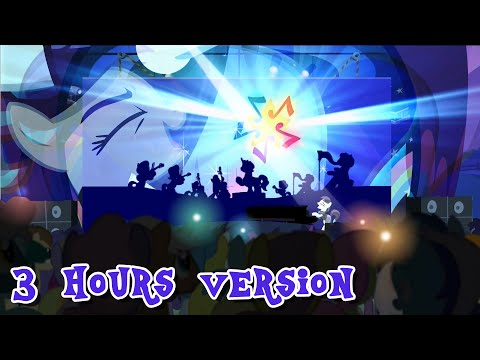 """MLP:FiM - """"The Magic Inside"""" (3 hours extended version)(HQ)"""