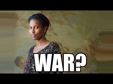 """Ayaan Hirsi Ali : """"We Are At War With Islam"""""""