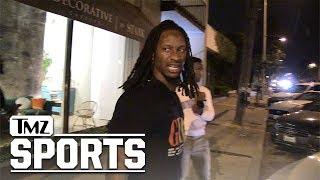 Todd Gurley on Aaron Donald's Bench Press, I Lift Heavier!! | TMZ Sports