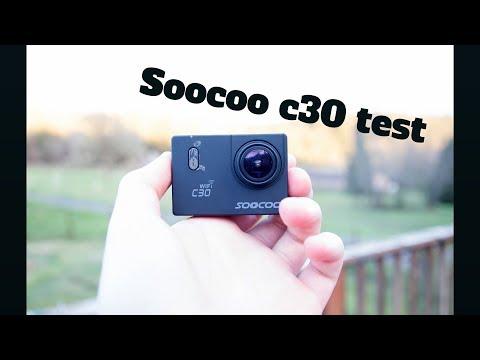 Soocoo c30 Sample footage