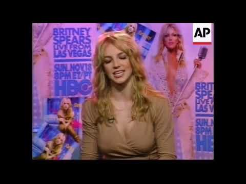 """britney-spears---""""britney""""-album-promotion-interview-1/2"""
