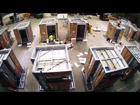 Austruss Bathroom Pods