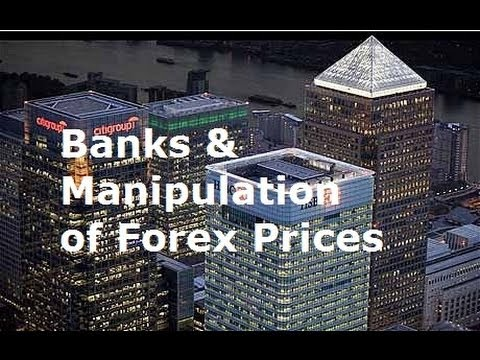 Forex manipulation des bank