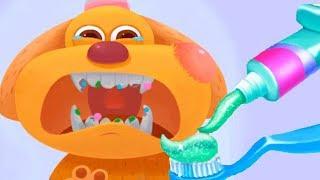 Play Fun Pet Animal Care - Furry Pet Care In Libii Animal Hospital - Fun Care Games For Kids