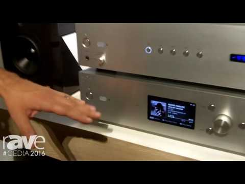 CEDIA 2016: Sony Updates HAP-Z1ES High-Res Audio Player