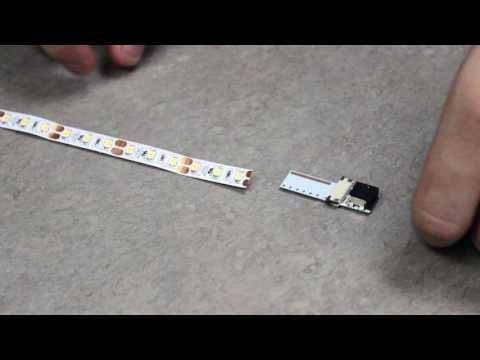 DIY Under Cabinet LED Lighting | Inspired LED