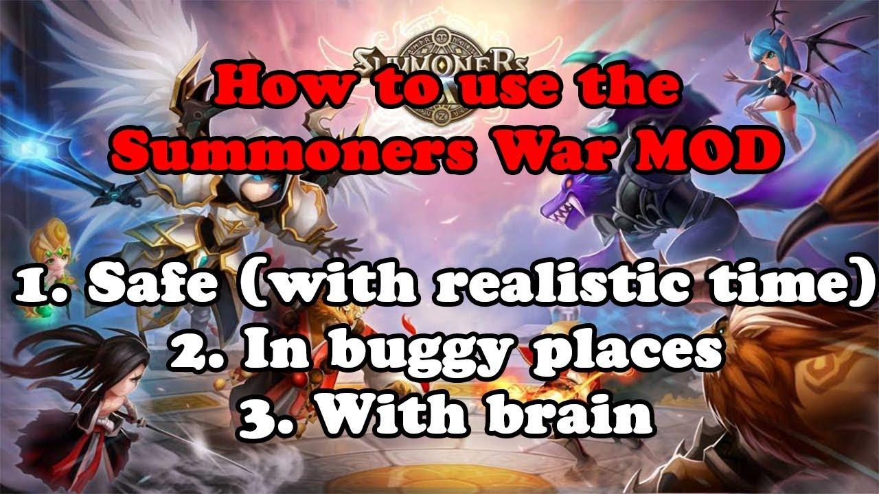 summoners war damage hack ios
