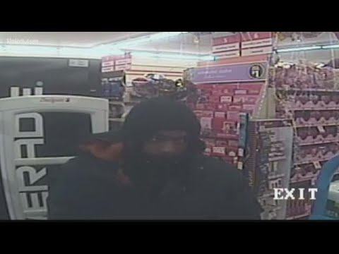 FBI After 'dangerous' Serial Armed Robber Who Has Hit 7 Family Dollar Stores