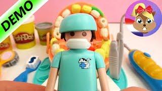 Play Doh Dr. Wiebeltand Met Gouden Tanden Van Intelligente Klei - Play Doh Nederlands
