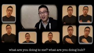 Video ATTENTiON - CHARLiE PUTH (A Cappella Cover) download MP3, 3GP, MP4, WEBM, AVI, FLV Juni 2018