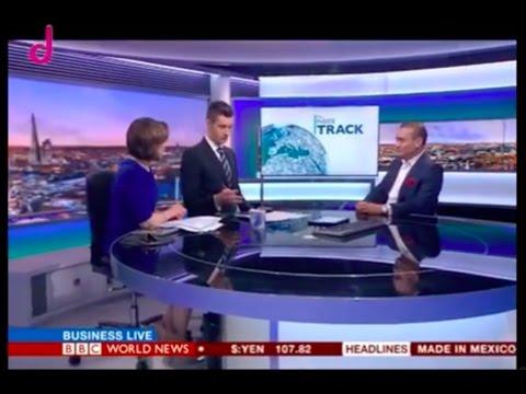 Nirav Modi on BBC