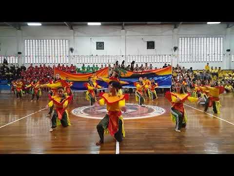 STEM 13 Sinulog Festival Dance