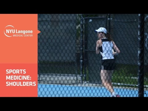Sports Medicine: Shoulder Conditions and Treatment