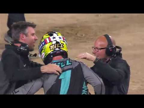 250SX Class Official Highlights - San Diego - Race Day LIVE 2018