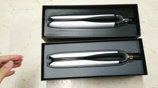 GHD直髮夾真假比較 Comparison of Real&Fake GHD Platinum Styler