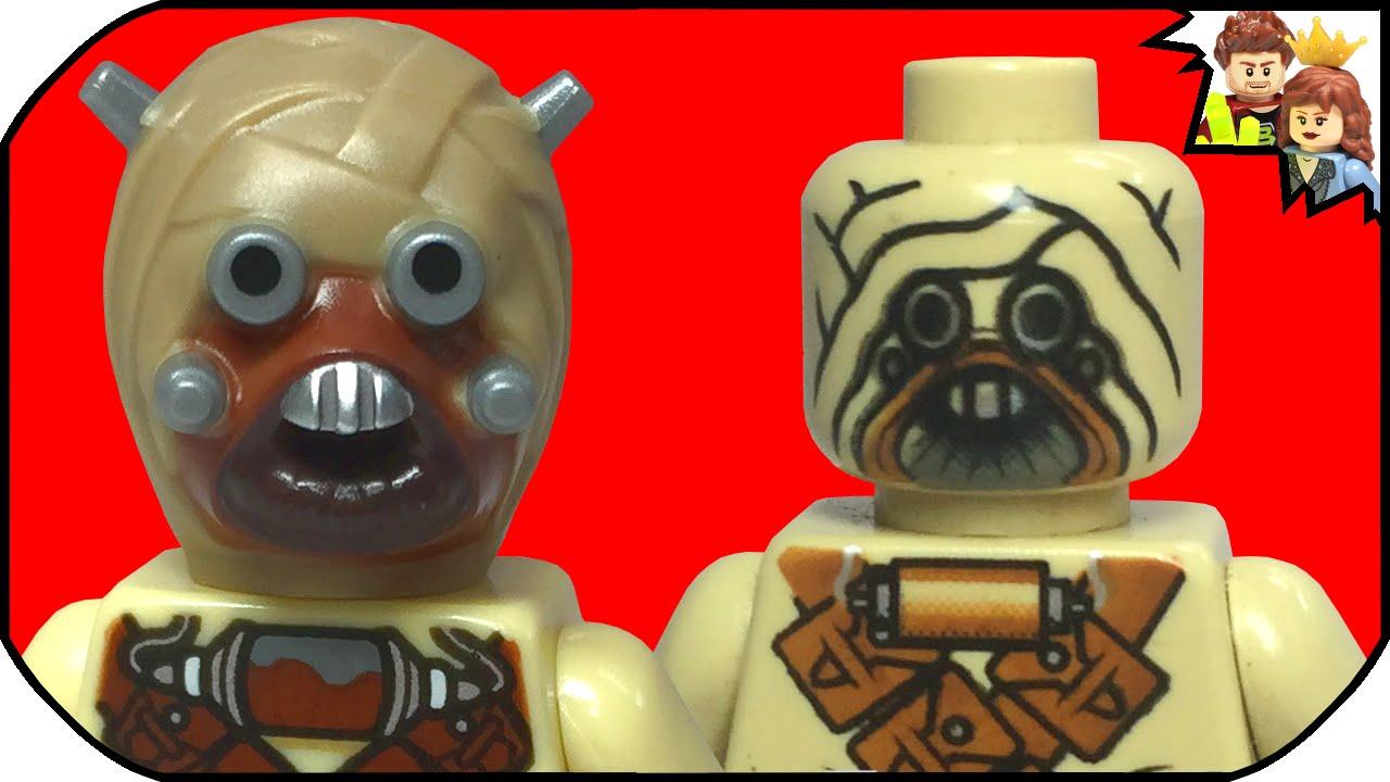 Tusken Raider Lego Star Wars Minifigures