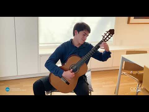 2020 James Stroud Classical Guitar Competition Final Round Performances and Awards