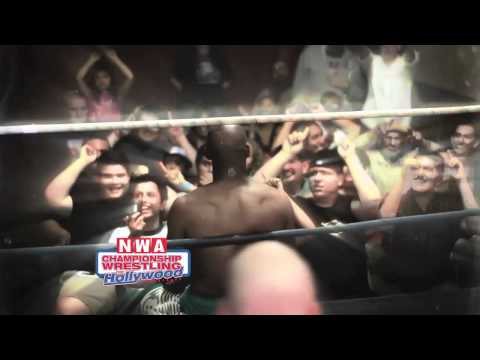 NWA Hollywood LIVE! From Downey (5/12/12) - Highlight Video