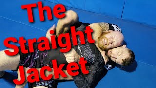 """The Straight Jacket!"" Toro BJJ Move of the Week"