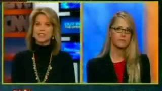 MeMe Roth- NAAO- Child Obesity Child Abuse- CNN Paula Zahn