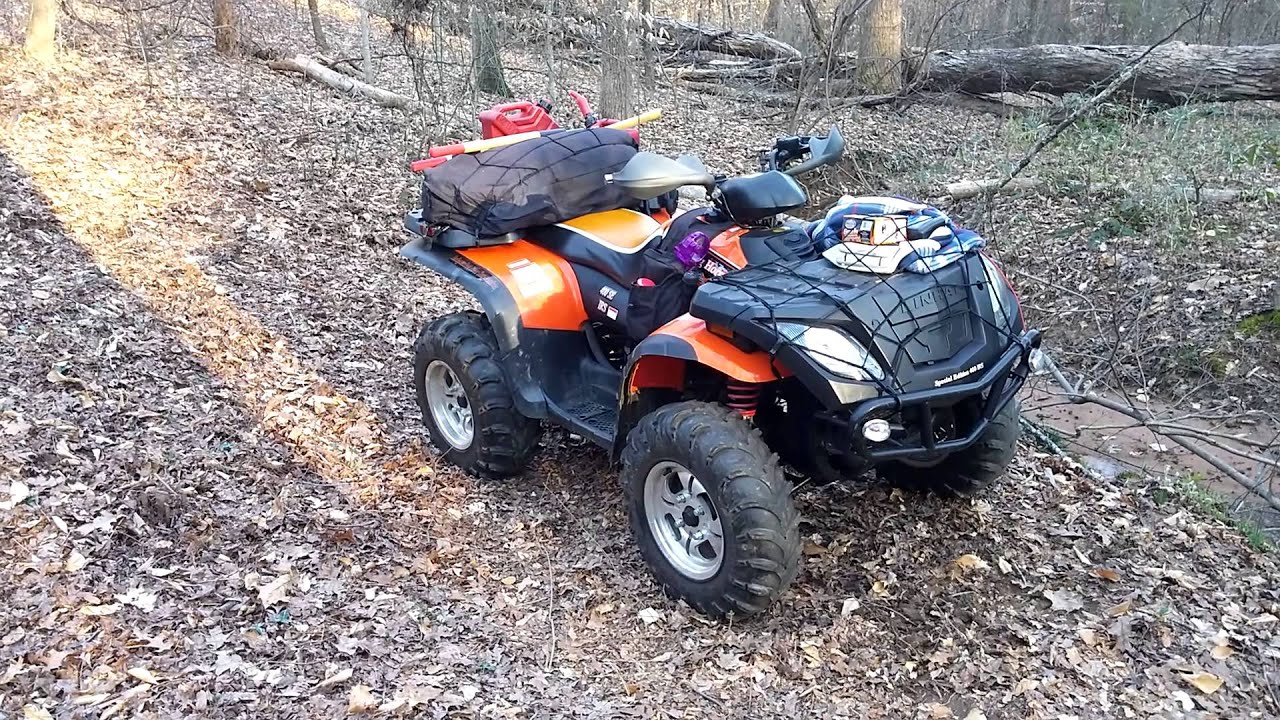 Review of LINHAI BIGHORN ATV for QuadCrazy forums