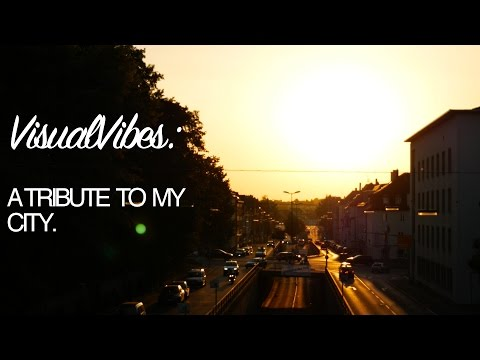 VisualVibes -  A Tribute To My City (Ludwigsburg ,Germany)