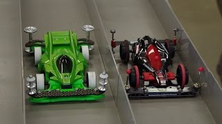 ミニ四駆七隈祭レース大会2014