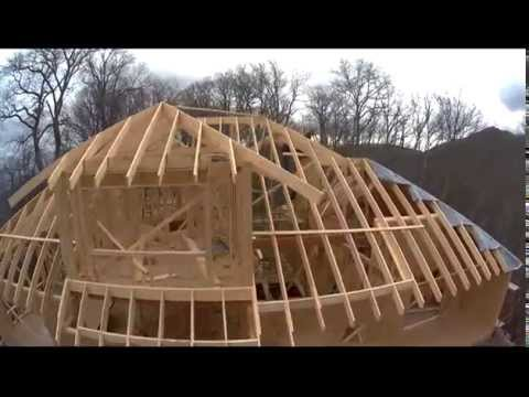 Charlie Lanning Construction - Knight Residence, Roof, December 4th 2014