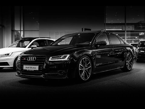 audi s8 plus black 2016 youtube. Black Bedroom Furniture Sets. Home Design Ideas