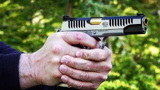 Bul Armory Trophy SAW 9mm 1911 review