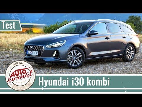 Cesta autom do Gr cka 2018 Hyundai i30 kombi 1.4 T GDi
