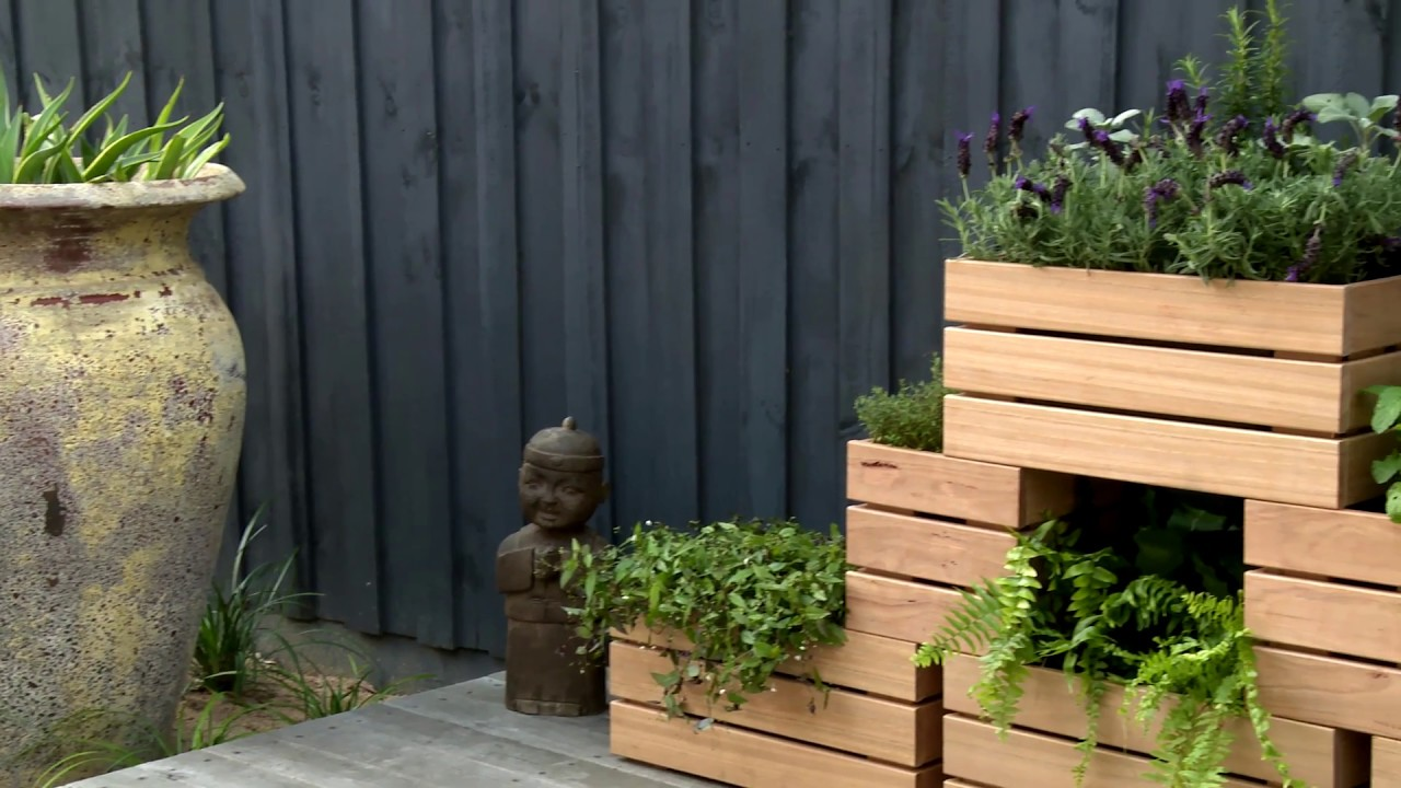D.I.Y. Stackable Wooden Planters - D.I.Y. at Bunnings