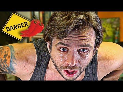 ESTO NO LO VOY A HACER NUNCA MÁS | ☢ Ghost Chili Pepper ☢