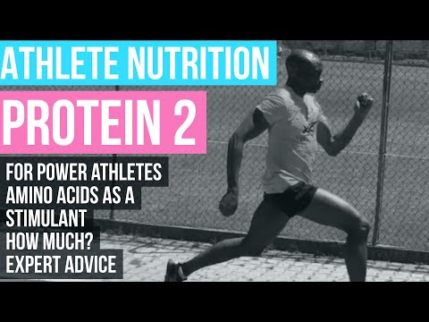 Protein for Athletes How much? When? Why? Whey!