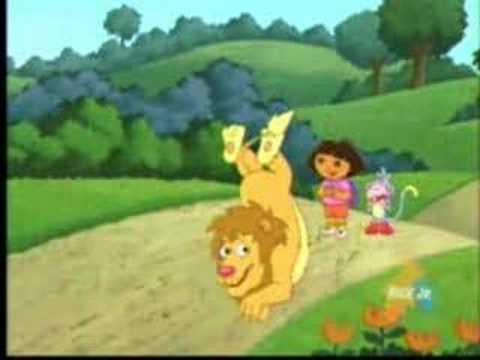 Dora the Explorer can Lean Like a Cholo