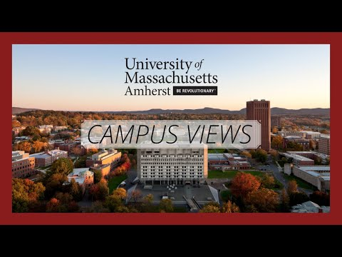 UMass Amherst Campus Views
