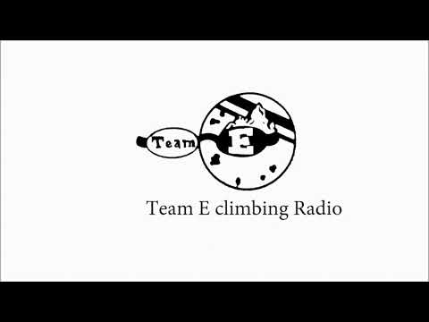 Team E climbing daily Radio 〜 第137回 チョークレビュー  第一戦 【東京粉末 BLACK VS マムート チョーク】 を語る〜