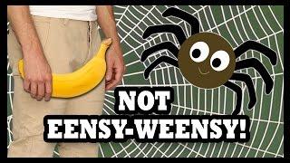 Are Boner Spiders Hiding in Your Bananas?! - Food Feeder