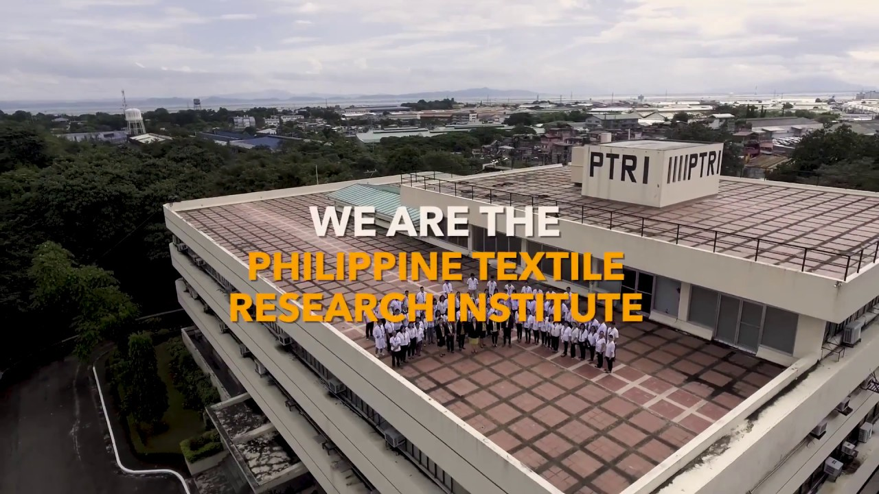 Philippine Textile Research Institute - Home
