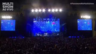 Paramore: Live at São Paulo, Circuito Banco do Brasil - FULL CONCERT HD 720p
