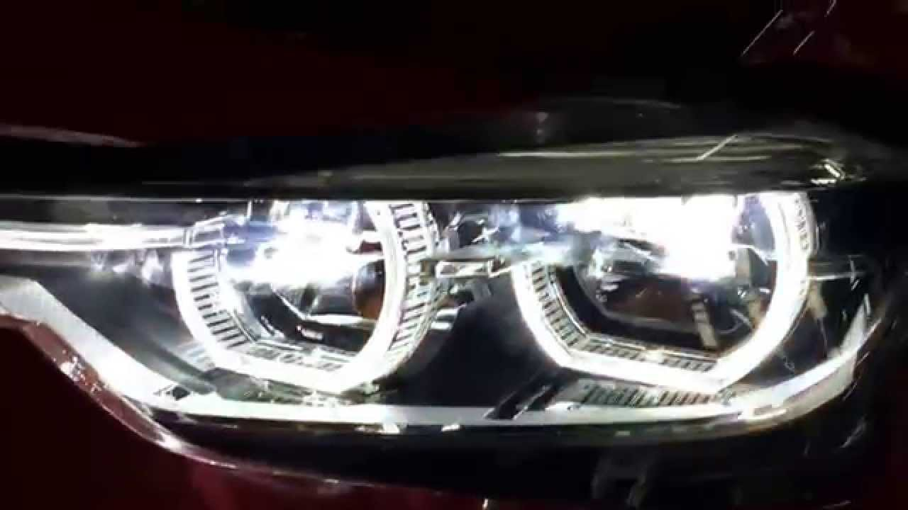 Auto S Only Bmw F30 2013 Adaptive Led Headlights