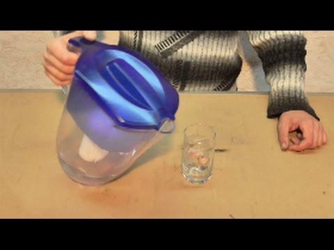 как восстановить картридж ФИЛЬТР для воды.