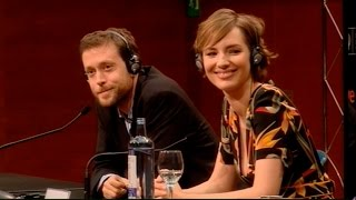 Press Conference ''Les Chevaliers Blancs'' (S.O.) - 2015