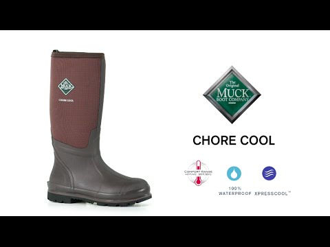 The Chore Cool Boot | The Original Muck Boot Company - YouTube