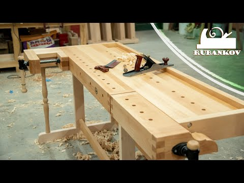 Joiner's Workbench, as it should be! The story of one workbench # 2